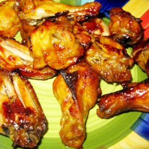 Super Easy, Spicy Chicken Wings Recipe